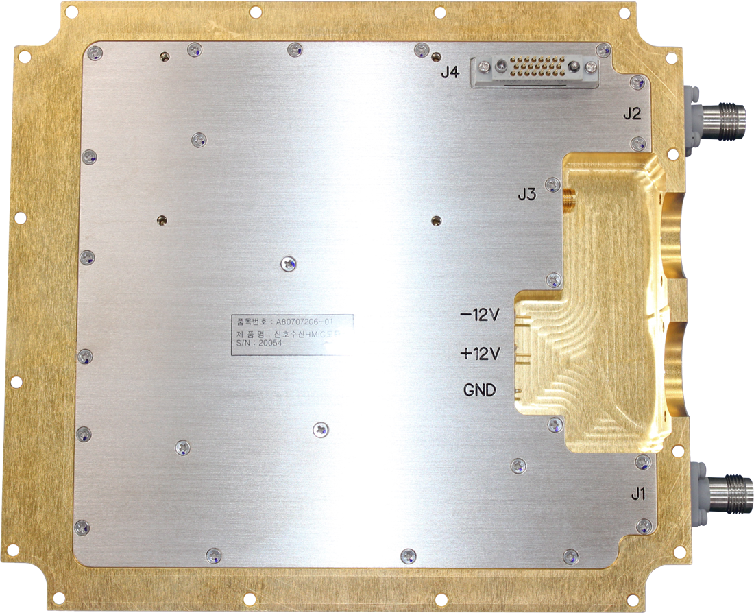 Front-End Signal Receiving Module
